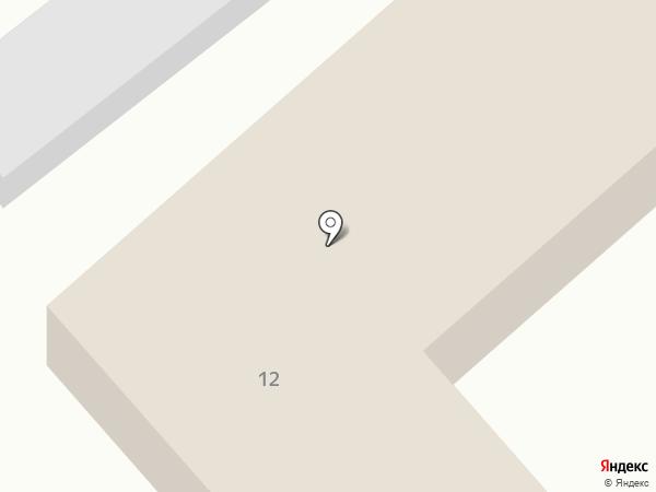 Юниор на карте Находки