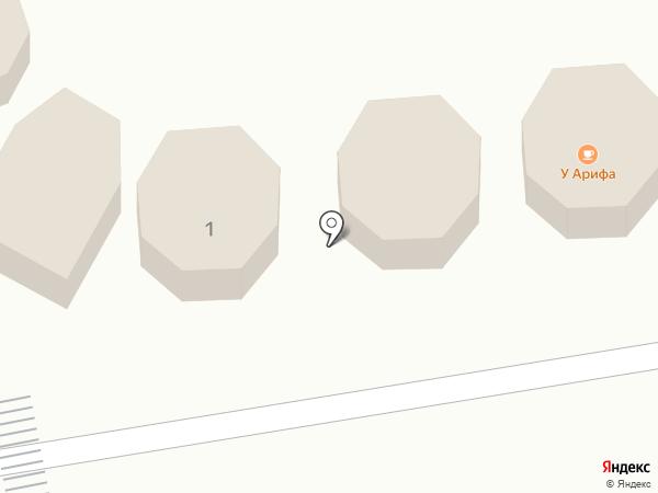 Аниса на карте Находки
