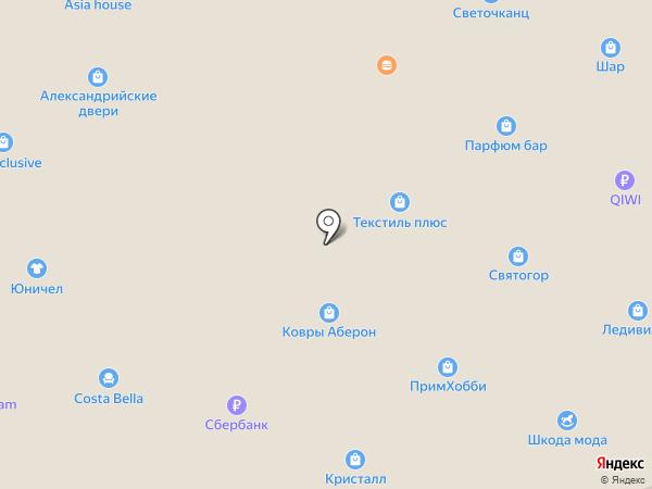 Бэйкер-Стрит на карте Находки