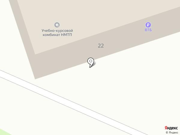Отдел Управления ФСБ России в г. Находке на карте Находки