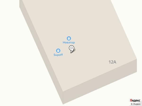 Гарант-мебель на карте Находки