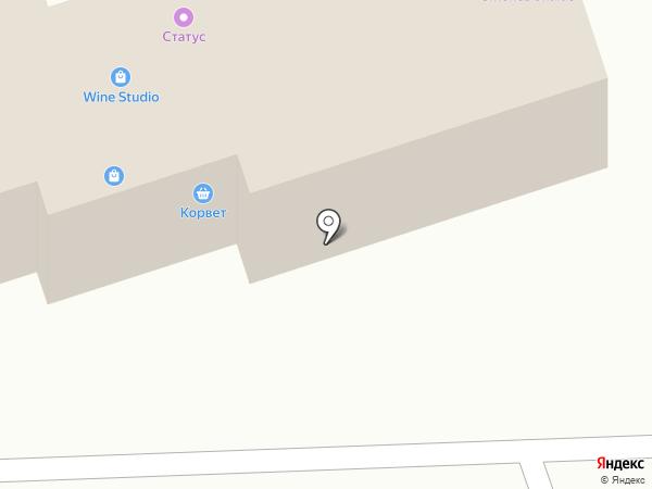 ТТСК Вектор на карте Находки