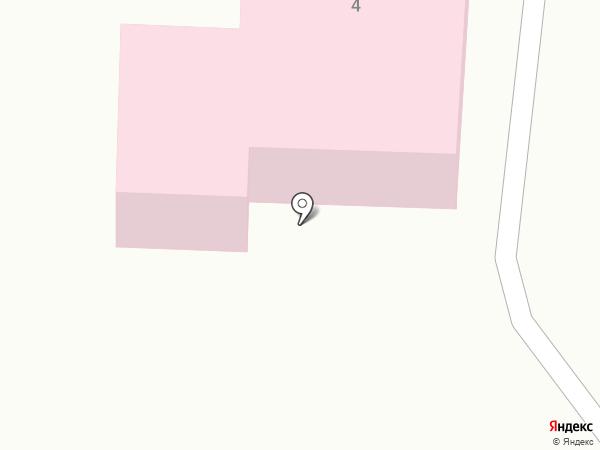 Приско на карте Находки