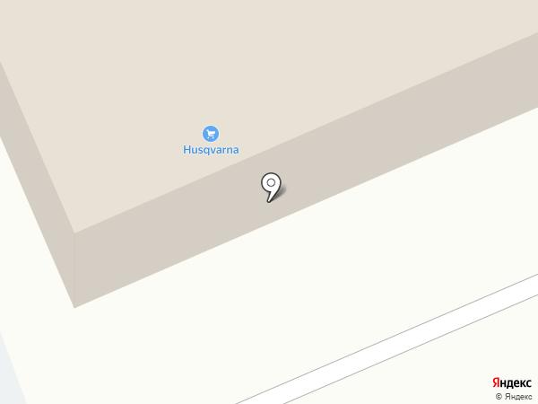 Синий Кит на карте Находки