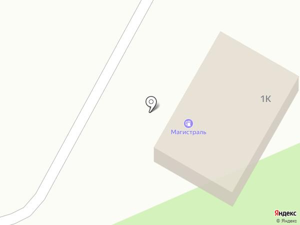 АЗС на карте Находки