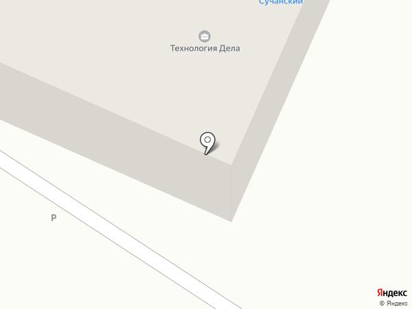 Старый Лис на карте Находки