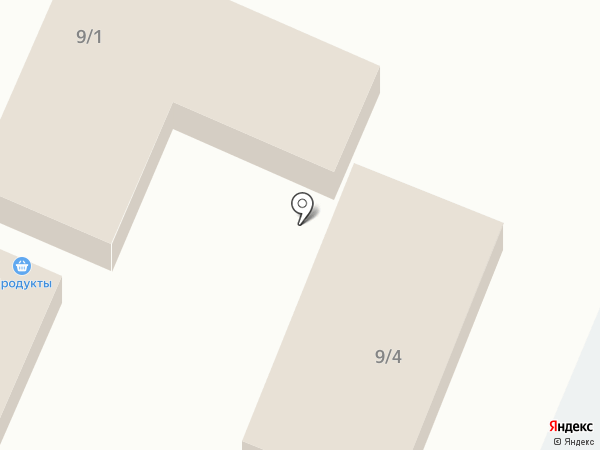 Домовой на карте Находки