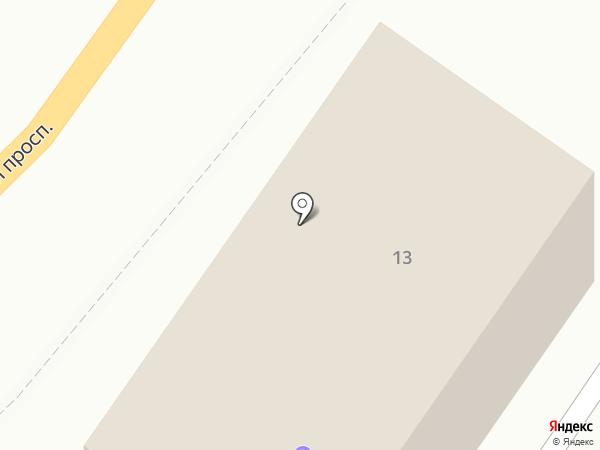 РНЦ-КОВЧЕГ на карте Находки