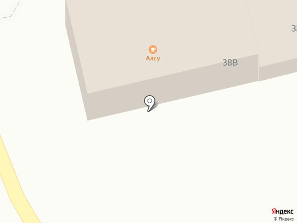 Алсу на карте Находки