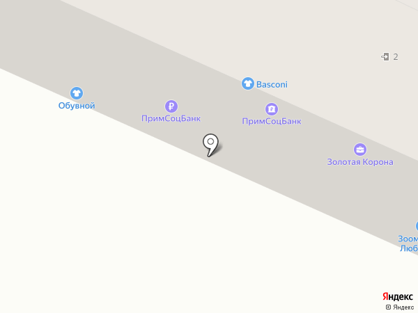 Воздушные технологии на карте Находки