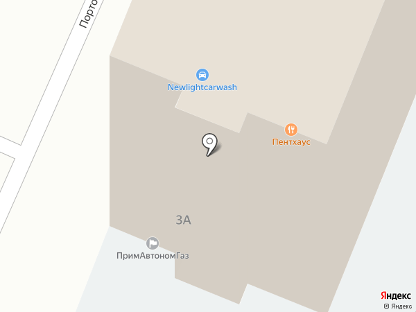 Penthouse на карте Находки