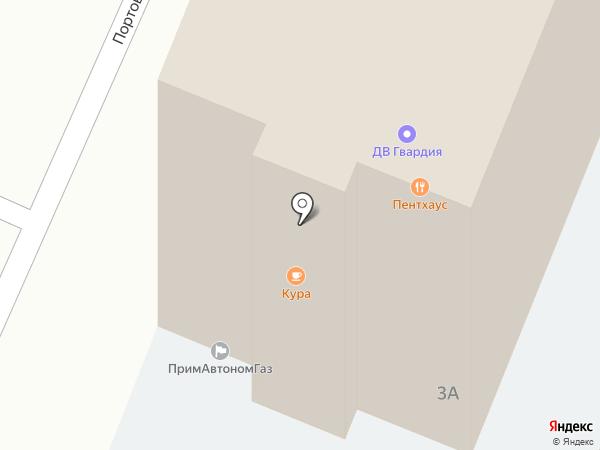 АвтоПрайд на карте Находки