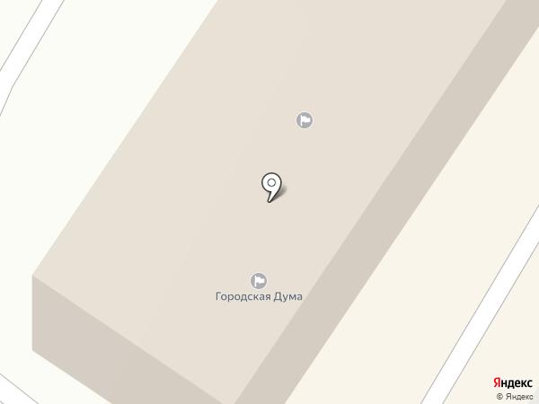 Молодёжный совет Находкинского городского округа на карте Находки