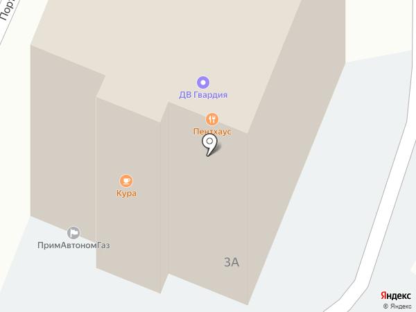 Русторг на карте Находки