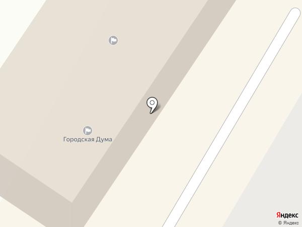 Дума Находкинского городского округа на карте Находки