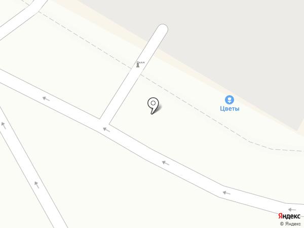 Фрезия на карте Находки