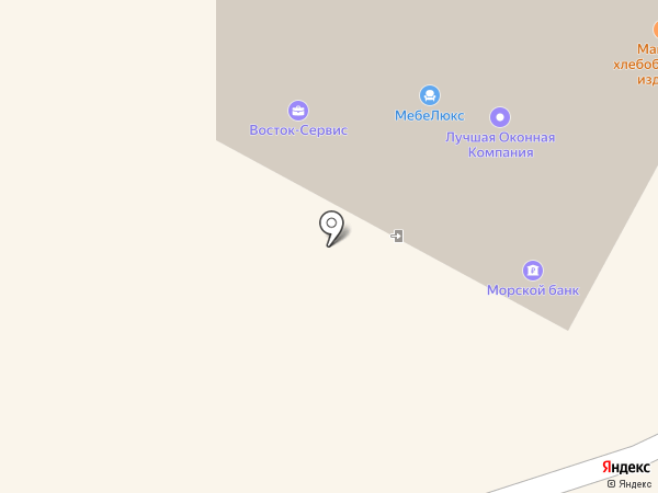 Банкомат, МТС-банк, ПАО на карте Находки