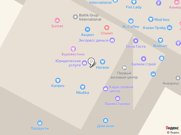 Фотокабина на карте Находки