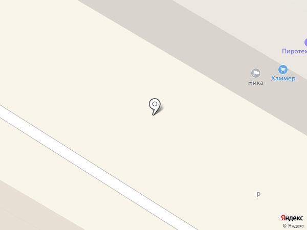 Канцелярская крыса на карте Находки