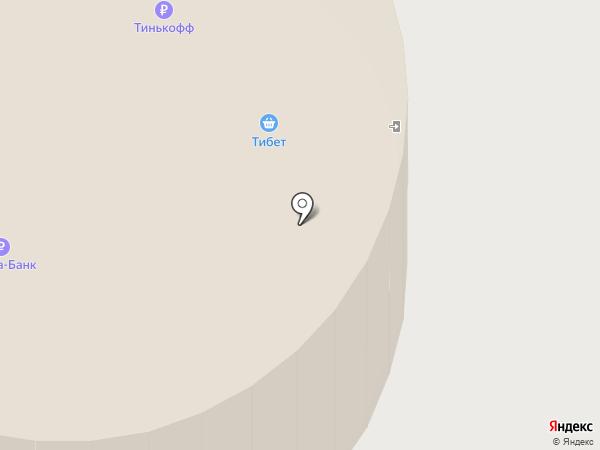 Самбери на карте Находки