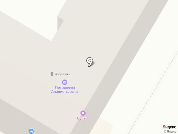 Владлинк на карте Находки