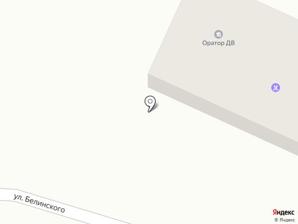 ДжиЭлЭс на карте Находки