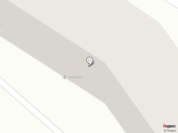 Пентагон на карте Находки