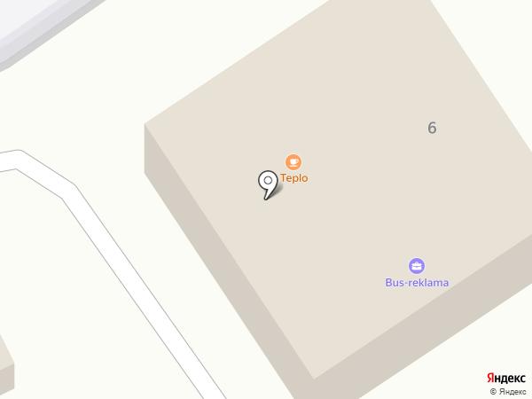 Лотос-тур-Проект на карте Находки