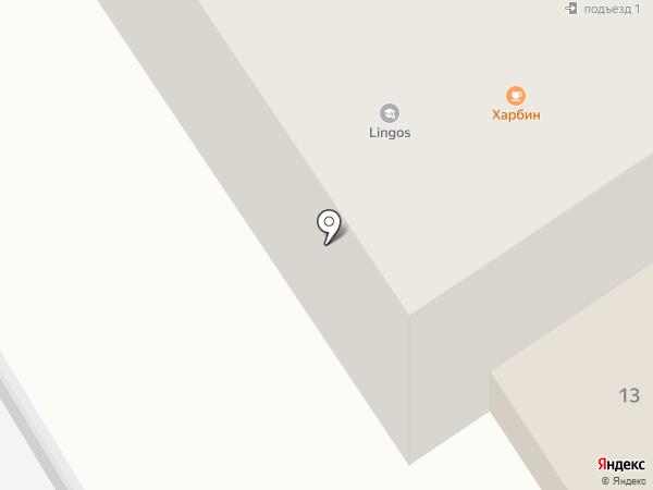 Лагуна на карте Находки