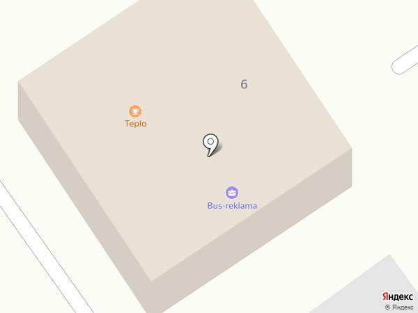 Счастливая планета на карте Находки