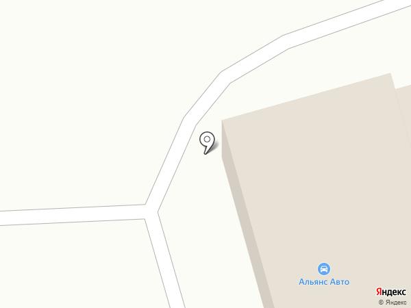 МегаПак на карте Находки