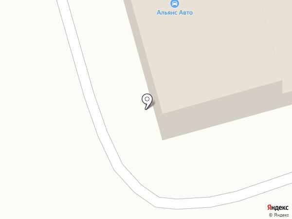 Бэст Вент на карте Находки