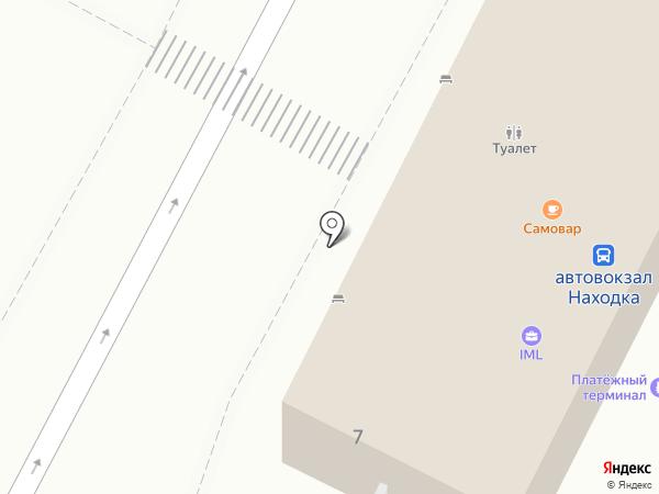 PUPER.RU на карте Находки