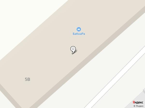 БаКкаРа на карте Находки