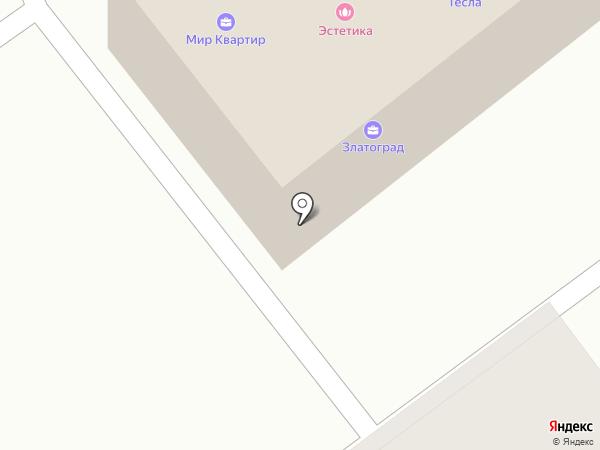 Ирна на карте Находки