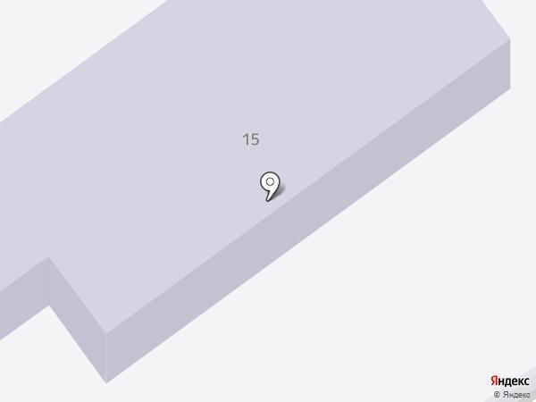 Детский сад №42 на карте Находки