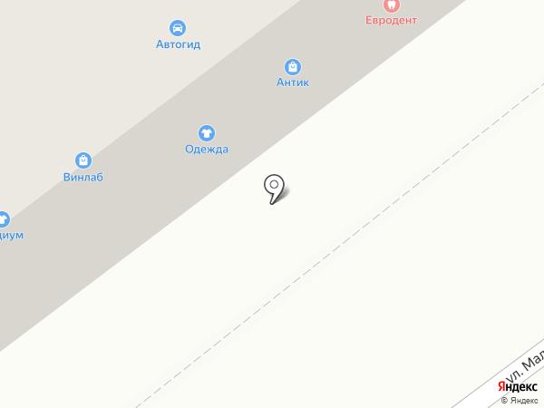 Магазин аккумуляторов на карте Находки