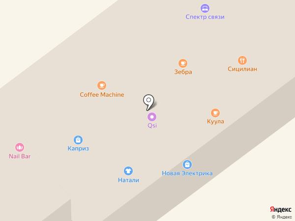 Zenden на карте Находки