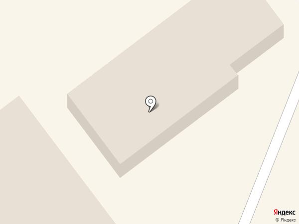 Грузовой такелаж на карте Находки