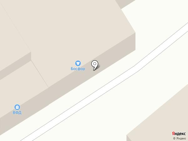 Гардероб на карте Находки