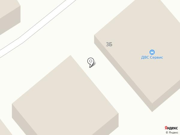 ДВС-Сервис на карте Находки
