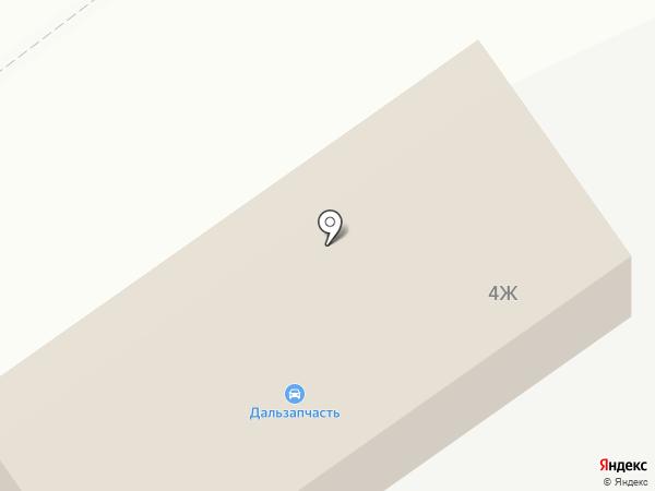 Красный Мамонт на карте Находки