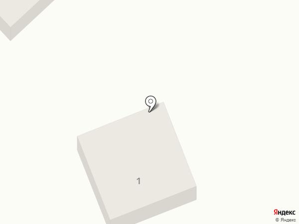 Маяк-Анна на карте Находки