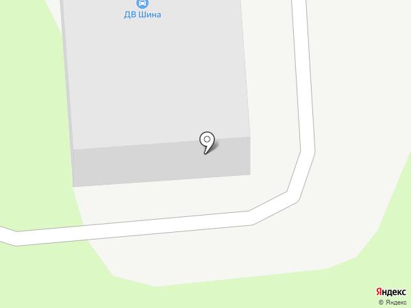 Почтовое отделение №14 на карте Находки