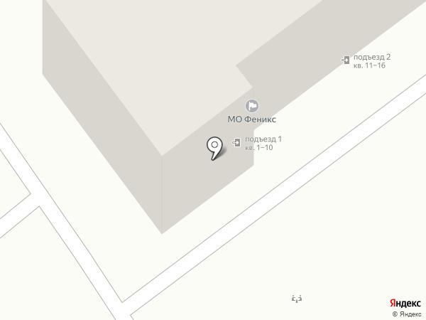 Участковый пункт полиции №10 на карте Находки