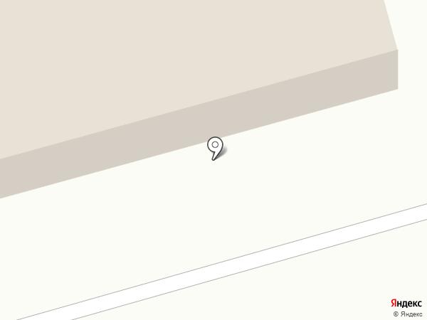 ТПК Сапсан на карте Находки