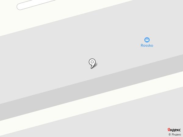Мир колёс на карте Находки