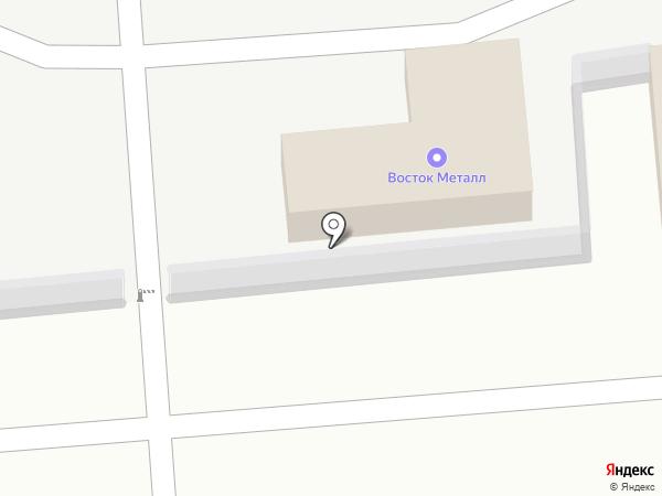 Ника-ДВ на карте Находки