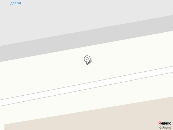Фаворит на карте Находки