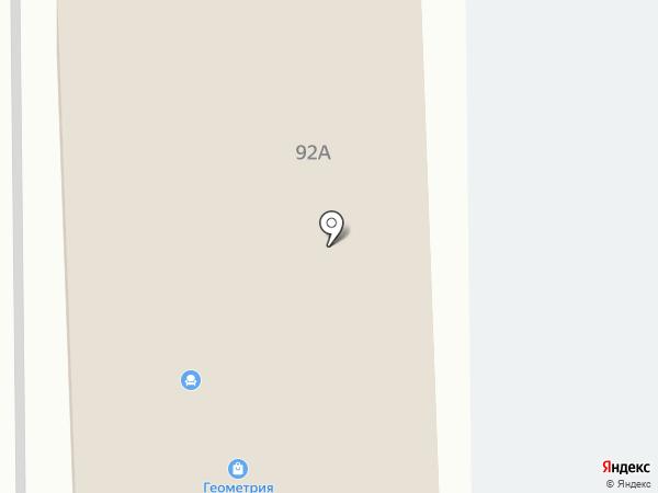 Мир дверей на карте Находки